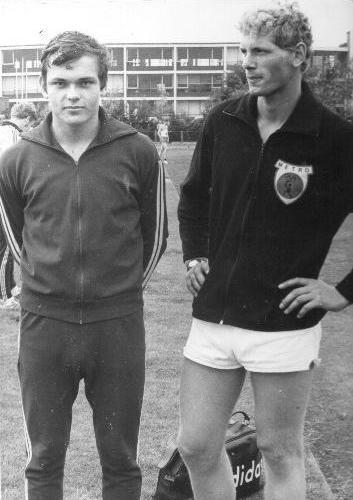 Rob de Jong en Sjaak Ruhl